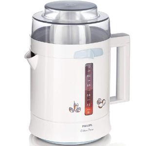 Philips Citrus Press HR2775 1.0 Ltr Juicer (White)