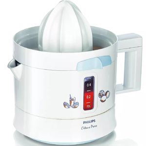 Philips Citrus Press HR2774 0.5 Ltr Juicer (White)