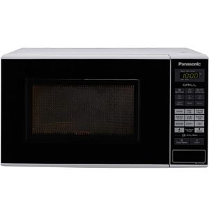 Panasonic NN-GT221 20 Ltrs Grill Microwave Oven (White & Black)