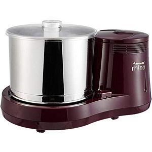 Butterfly Rhino 2Ltr Table Top Wet Grinder (Cherry)