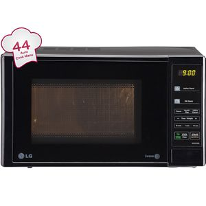 LG MS2043DB 20 Ltrs Solo Microwave Oven (Black)