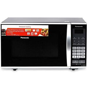Panasonic NN-CT644M 27 Ltrs Convection Microwave Oven (Black)