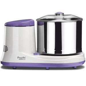Preethi Power Grind 2Ltr Table Top Wet Grinder (Lavender White)