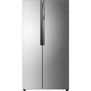 Haier HRF-618SS 565 Ltrs Frost Free Side by Side Refrigerator (Stainless Steel)