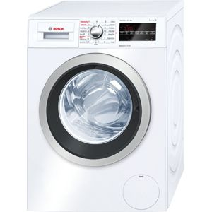 Bosch WVG30460IN 8/5  Fully Automatic Front Load Washer Dryer (White)