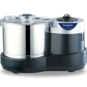 Panasonic MK-GW200 2 Ltr Table Top Wet Grinder (Black)