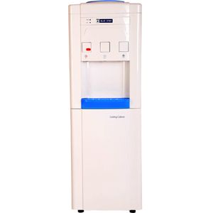 Blue Star BWD3FMRGA Floor Mount With Refrigerator Water Dispenser (White)
