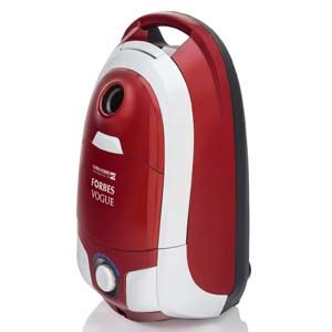 Eureka Forbes vogue Handheld Vacuum Cleaner (Red )