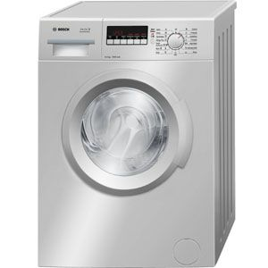 Bosch WAB20267IN 6 Kg Fully Automatic Front load Washing Machine (Silver)