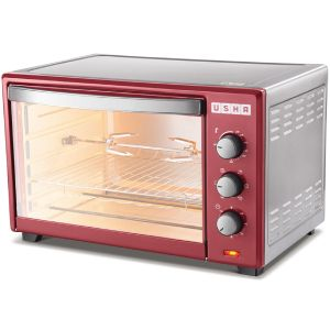 Usha OTGW 3642RC 42 Ltrs Oven Toaster Grill (Stainless Steel)