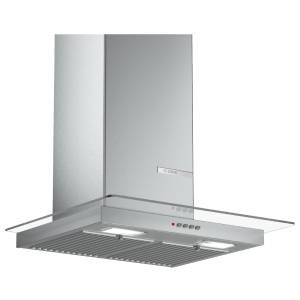 Bosch DWG068D50I 60 cm 705 m³/hr Wall Mounted Chimney (Stainless Steel)