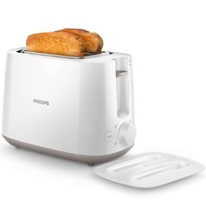 Philips HD2582/00 Pop-up Toaster (White)
