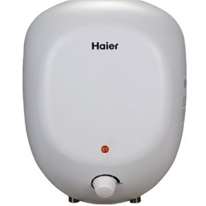 Haier ES 6V Q1 6 Ltrs Storage Vertical Water Heater (White)