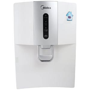 Midea MWPRO080AI6 RO 8 Ltrs Water Purifier (White)