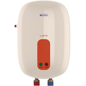 Venus Lyra Instant 3R30 3 Ltrs Instant Vertical Water Heater (Ivory)