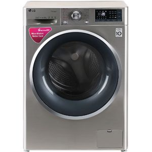 LG FHT1409SWS 9.0  Fully Automatic Front Load Washing Machine (Stainless Steel)