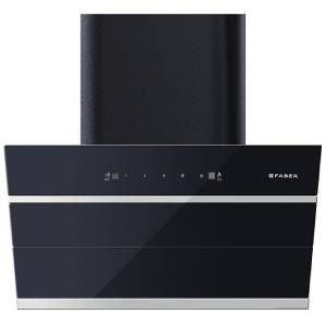 Faber Zenith FL SC BK 60 cm 1350 m³/hr Wall Mounted Chimney (Black)