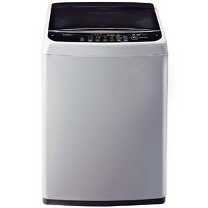 LG T7288NDDLG 6.2 kg Fully Automatic Top Load Washing Machine (Middle Free Silver)