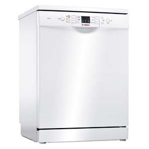 Bosch SMS66GW01I 12 Place Dishwasher (White)