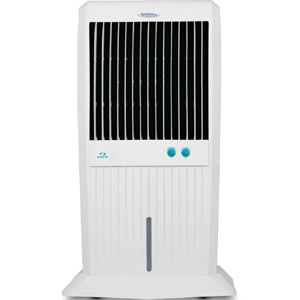 Symphony Storm 70T 70 Ltrs Tower Cooler (White)