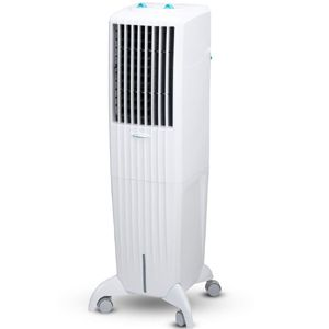 Symphony Diet 35T 35 Ltrs Tower Cooler (White)