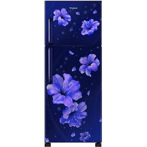 Whirlpool NEO 278H PRM 265 Ltrs 3 Star Frost Free Double Door Refrigerator (Sapphire Hibiscus)