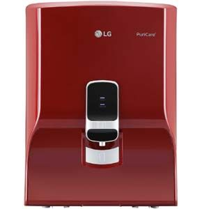 LG WW130NP RO 8 Ltrs Water Purifier (Red)