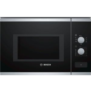 Bosch BEL550MS0I 25 Ltrs Built In Microwave Oven (Black)