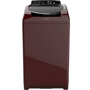 Whirlpool SW ULTRA 6.5 (SC) 6.5  Fully Automatic Top Load Washing Machine (Wine)