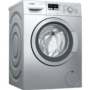Bosch WAK2416SIN 7.0  Fully Automatic Front Load Washing Machine (Silver)