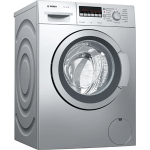 Bosch WAK2426SIN 7.0  Fully Automatic Front Load Washing Machine (Silver)