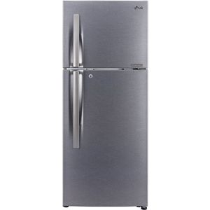 LG GL-N292RDSY 260 Ltrs 3 Star Frost Free Double Door Refrigerator (Dazzle Steel)