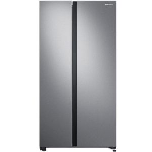 Samsung RS72R5011SL 700 Ltrs Frost Free Side by Side Refrigerator (Real Stainless)