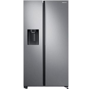 Samsung RS74R5101SL 676 Ltrs Frost Free Side by Side Refrigerator (Real Stainless)