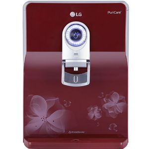 LG WW172EP RO 8 Ltrs Water Purifier (Red Floral)
