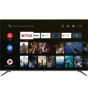 TCL 50P8E 50Inch (126cm) 4K LED TV (Black)