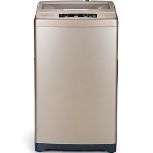 Haier HWM65-707GNZP 6.5  Fully Automatic Top Load Washing Machine (Champaign Gold)
