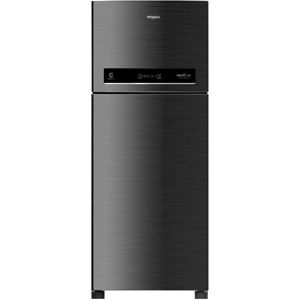 Whirlpool IF INV CNV 355 340 Ltrs 3 Star Frost Free Double Door Refrigerator (Steel Onyx)