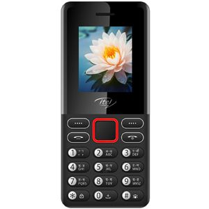 ITEL 2162 Feature Phone (Black)