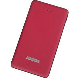 MyTVS PBP-2 10000 mAh Lithium Polymer Power Bank (Red)