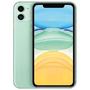 Apple iPhone 11 (4GB RAM, 64GB Storage) (Green)