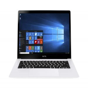 Avita Laptop LIBER (NS13A1IN059P) 13.3 Inch I5-7Y54 7th Gen 8 GB/128 GB SSD/Window 10 Home/ Laptop (Pearl White)