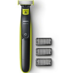 Philips QP2525/10 One Blade Shaver (Lime Green)