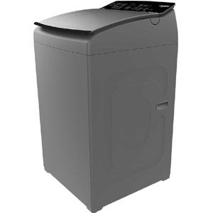 Whirlpool Stainwash Pro H 6.5 Kg Fully Automatic Top Load Washing Machine (Grey)