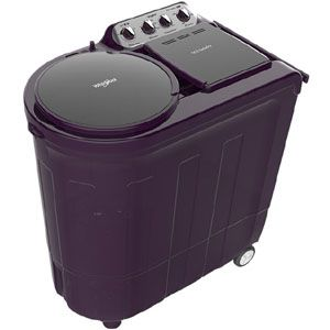 Whirlpool ACE 7.5 TRB DRY 7.5 Kg Semi Automatic Top Load Washing Machine (Purple Dazzle)