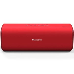 Panasonic SC-NA07GW Bluetooth Speaker (Red)