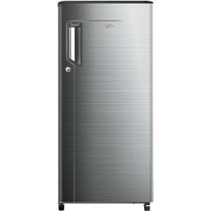Whirlpool 305 IMPRO PRM INV 280 Ltrs 3 Star Direct Cool Single Door Refrigerator (Grey Chromium Steel)