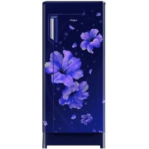 Whirlpool 260 IMPRO ROY INV 245 Ltrs 3 Star Direct Cool Single Door Refrigerator (Sapphire Hibiscus)