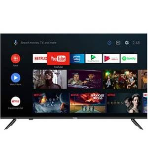 Haier LE32K6600GA 32Inch (80cm) HD Ready LED Google Android Smart TV (Black)