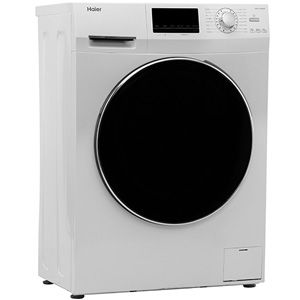 Haier HW60-10636WNZP 6 Kg Fully Automatic Front Load Washing Machine (White)